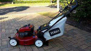 Toro Personal Pace Recycler, 22inch Cut, Mulch & Catch, Key Start Castle Hill The Hills District Preview