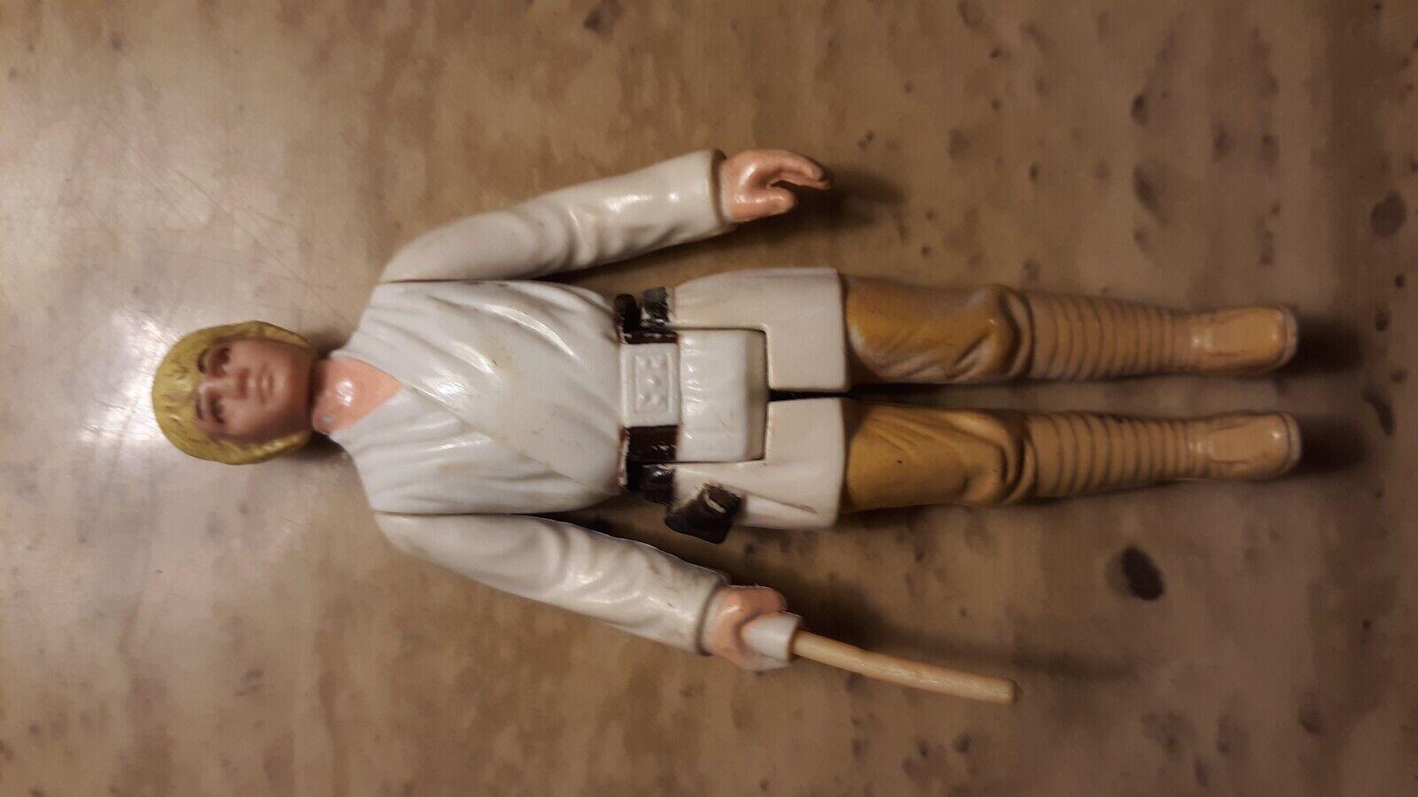 Vintage Star Wars 1977 Farmboy Luke 100 Percent Complete Ready For AFA!