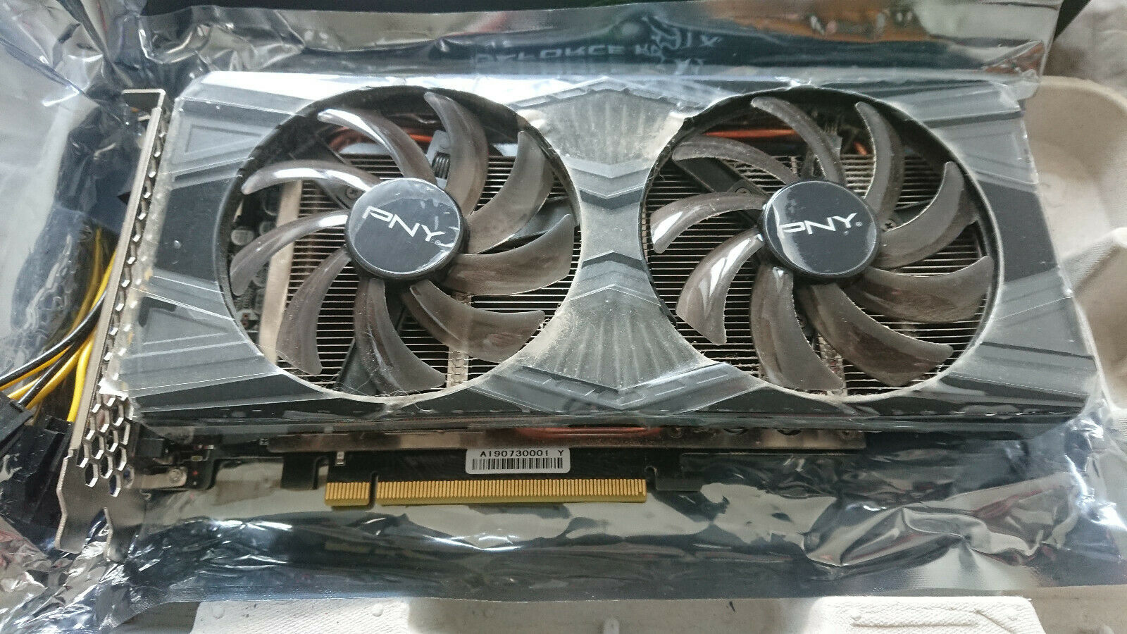 Carte graphique pny geforce rtx 2060 super 8gb