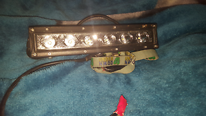 Light bar  used but still in good condition Hillston Carrathool Area Preview