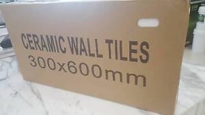 Tile White Gloss 600 x 300 Gilberton Walkerville Area Preview