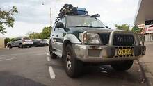 1997 Toyota Landcruiser camper Parramatta Park Cairns City Preview