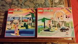 Lego  System  6411 and Lego System 6416 Birdwood Adelaide Hills Preview