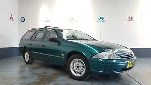 1999 Ford Falcon WAGON 8 SEATER North St Marys Penrith Area Preview