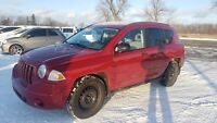 2007 Jeep Compass Sport Barrie Ontario Preview