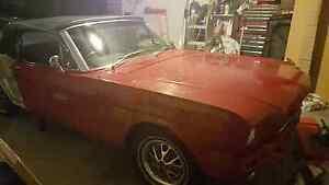 1965 Mustang Convertible Truganina Melton Area Preview