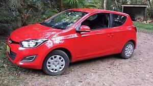 2014 Hyundai i20 Hatchback Mullumbimby Byron Area Preview