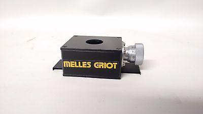 Melles Griot Fine Adjusting Laser Optic Component
