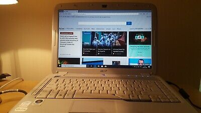 Used Acer laptop in good working condition Windows 10 with Web cam