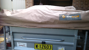 Camper  trailer Oz trail twin 12  MAKE AN OFFER ( all considered) Cameron Park Lake Macquarie Area Preview