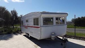 Caravan 1975 Blue Horizon 20ft Moolap Geelong City Preview