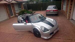 2001 Toyota MR2 Convertible Redbank Ipswich City Preview