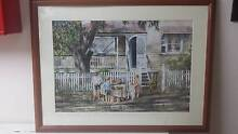 Gk hanley framed print Eatons Hill Pine Rivers Area Preview