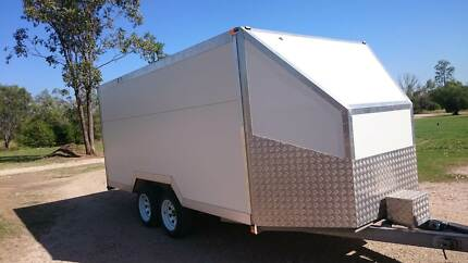 2011 Enclosed Trailer Chinchilla Dalby Area Preview