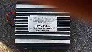 Kenwood car amplifier 350w Revesby Heights Bankstown Area Preview