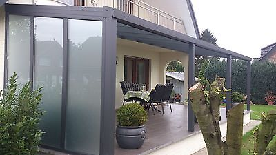 alu terrassen berdachung terrassendach carport vsg glas. Black Bedroom Furniture Sets. Home Design Ideas