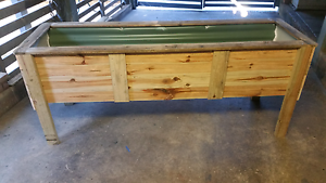 Raised garden beds 1800 long  580 wide 750 high Stafford Heights Brisbane North West Preview