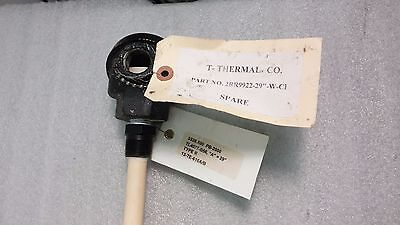 T-thermal Tl4077-b56 A Temperature Probe Thermocouple Housing Type R 29 Shaft