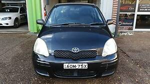 2003 Toyota Echo NCP10R 1.3L 4 Cylinder Hatchback - AUTOMATIC Waratah Newcastle Area Preview