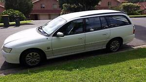 2005 Holden Commodore Wagon VZ Acclaim West Wollongong Wollongong Area Preview