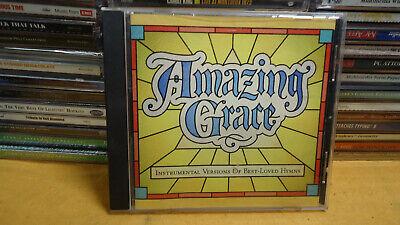 HALLMARK Music CD: Amazing Grace Instrumental Versions Of Best-Loved