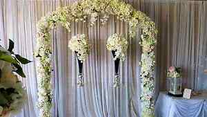 Floral arch for hire Ceremony Ridgewood Wanneroo Area Preview