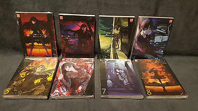 DUSK MAIDEN OF AMNESIA : Deutsche  Mangas Nr. 1-8 komplett & Neu !