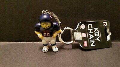 VIRGINIA  UNIVERSITY Lil' Sports Brat Keychain Figurine
