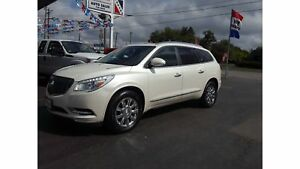 2013 Buick Enclave $199 Bi-weekly!! Fully Loaded!  Gorgeous!