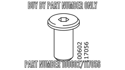 2 Ikea nuts 100602 117056 fits brimnes day bed mydal bunk bed