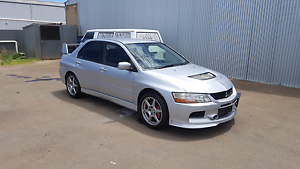 2003 Mitsubishi Lancer Evolution VIII Adelaide CBD Adelaide City Preview
