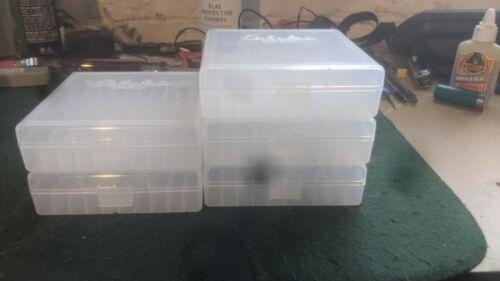 Cabela s 380/9mm Ammo Boxes  - $6.00