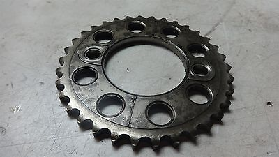 80 YAMAHA XS1100 MIDNIGHT SPECIAL XS 1100 YM203B. ENGINE CAMSHAFT TIMING GEAR