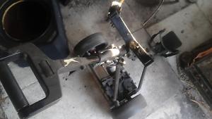 Folding Electric golf cart
