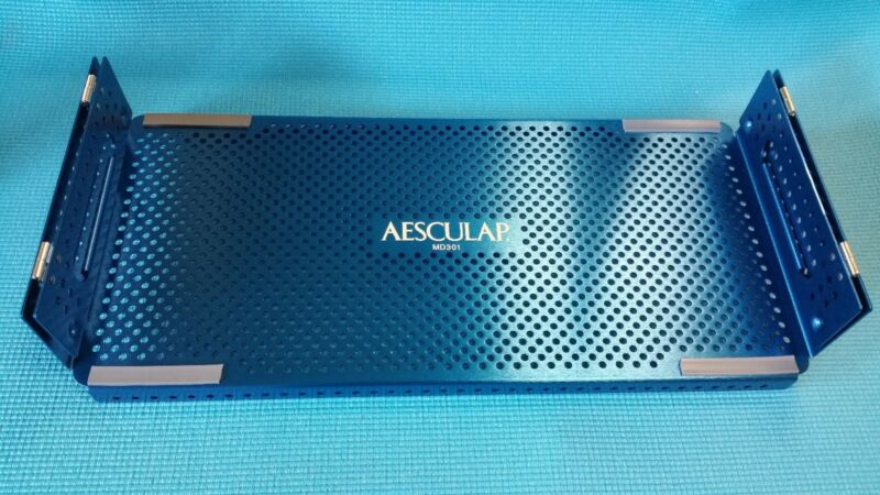 BRAND NEW: Aesculap Lifting Platform MD301 For Sterilazation Container/Case