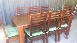 Solid Dinning Setting Colyton Penrith Area Preview