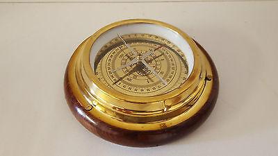 Schiffskompass Bootskompass Kompass in XXL Maritime Dekoration super schön