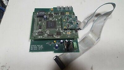 Clc Lx-900 Insignia Instamark Yag Laser Galvo Servo Pcb 229646 229640 229642