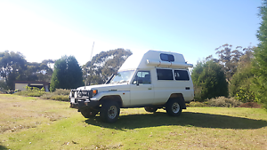 Landcruiser Troopcarrier Camper Bega Bega Valley Preview