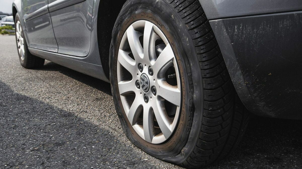Mit Reifenreparaturset den Reifen flicken  mobile.de