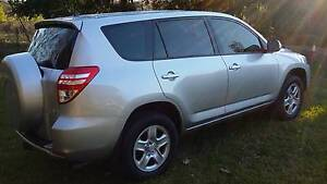 ☆IMMACULATE SHOWROOM CONDITION☆  TOYOTA RAV4 Clybucca Kempsey Area Preview