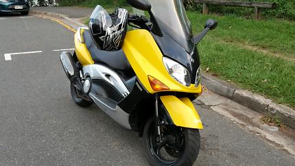 Scoter Yamaha Tmax 500