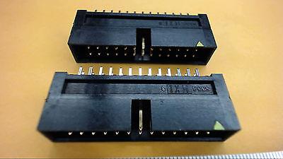Molex 5332-26gs1 2x13 26-pin Connector New Lot Quantity-5