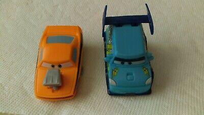 Disney Pixar Cars Color Changers Rare Lot Of 2 Original Tuners Snot Rod & DJ