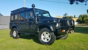 Land Rover Defender 2008 2.4L Puma 57K with Accessories Maitland Maitland Area Preview