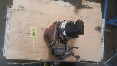 MAZDA 3 2010 1.6D DIESEL TURBO CHARGER TURBO TRB12