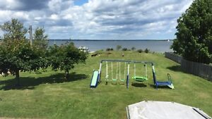 Water front cottage for weekly rental in  Shediac NB