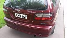 2000 Nissan Pulsar Hatchback Harrington Park Camden Area Preview