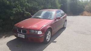BMW 316i, AUTO, 1.6L, MAROON, SEDAN, NOW IS WRECKING Kudla Gawler Area Preview
