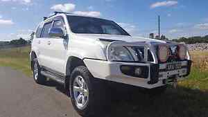 2007 toyota Landcruiser prado turbo disel 1kd low kms Campbellfield Hume Area Preview